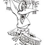 Krokar - logotip